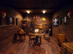 The Pirate Chamber - Main View