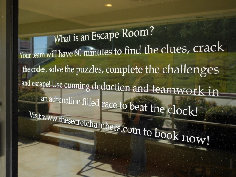 What is an Escape Room Challenge?