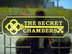 Welcome to The Secret Chambers!