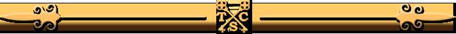gold logo divider
