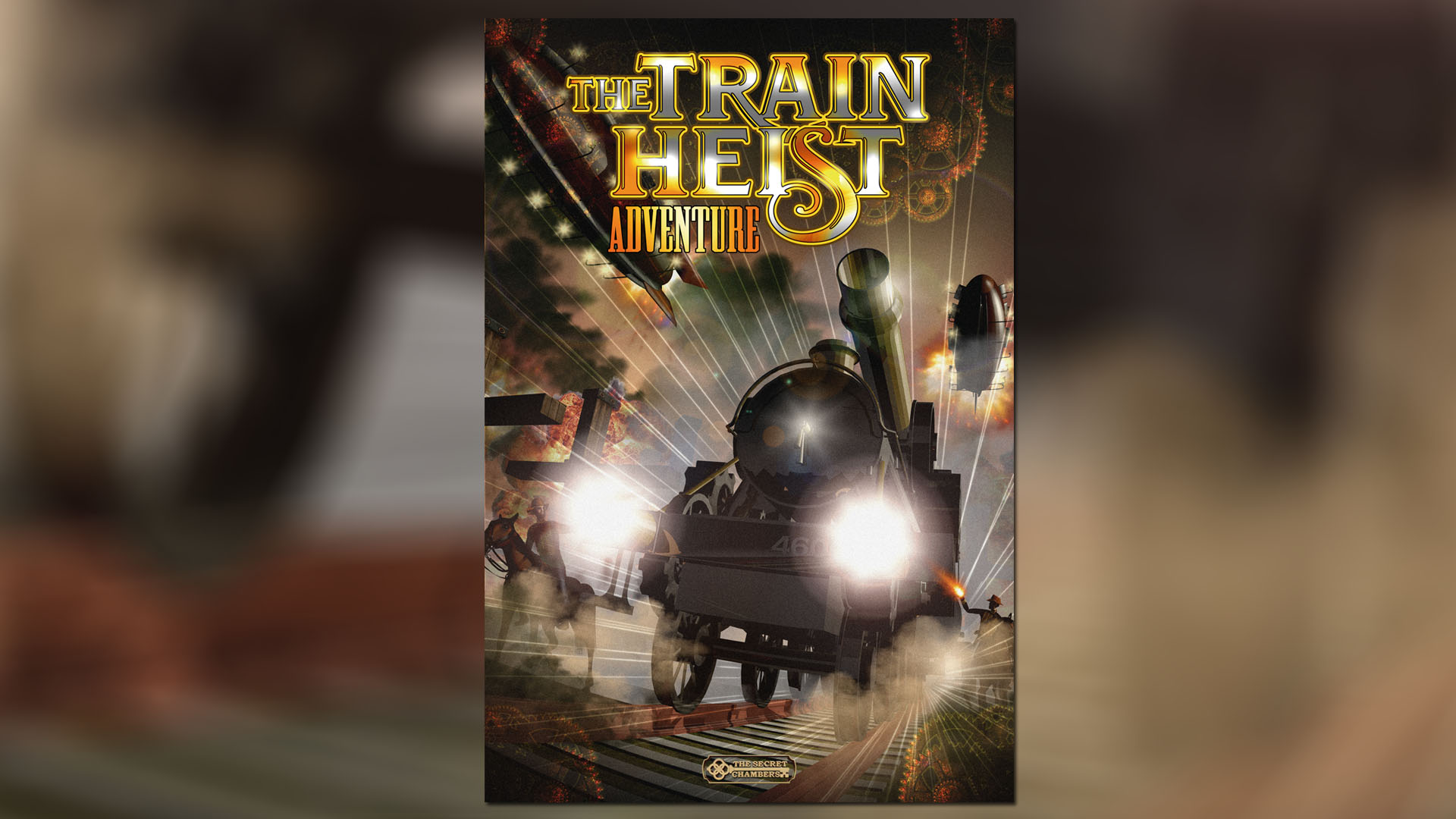 Train Heist Adventure